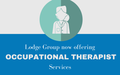 Lodge Group offers Occupational Therapy in-house!