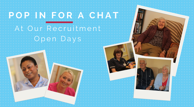 Recruitment Open Days